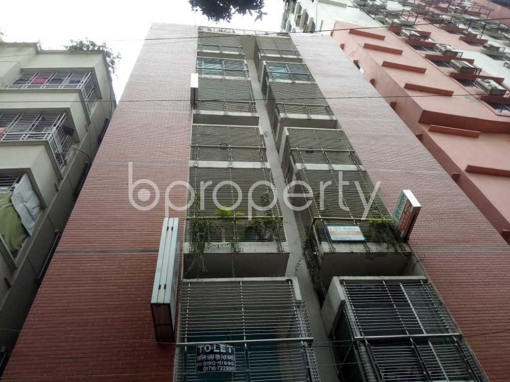 Front view - Office to Rent in Badda, Dhaka - 1931012