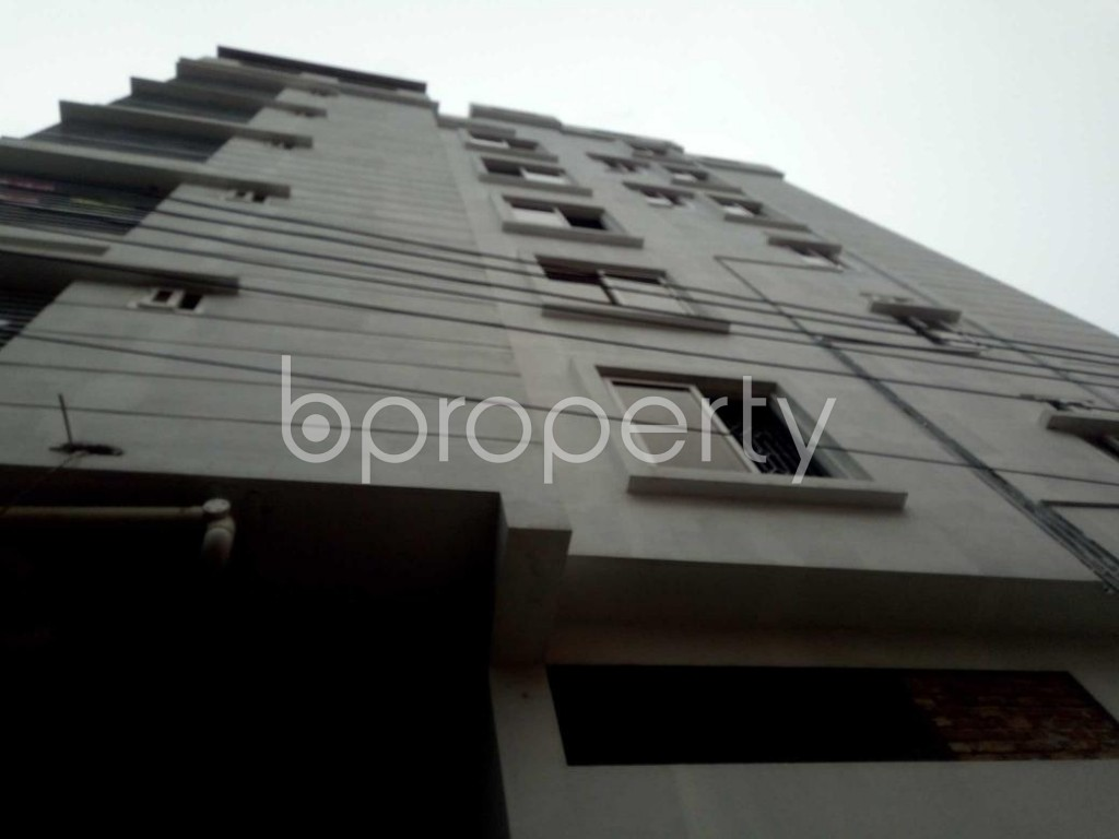 Front view - 2 Bed Apartment to Rent in Bakalia, Chattogram - 1931014