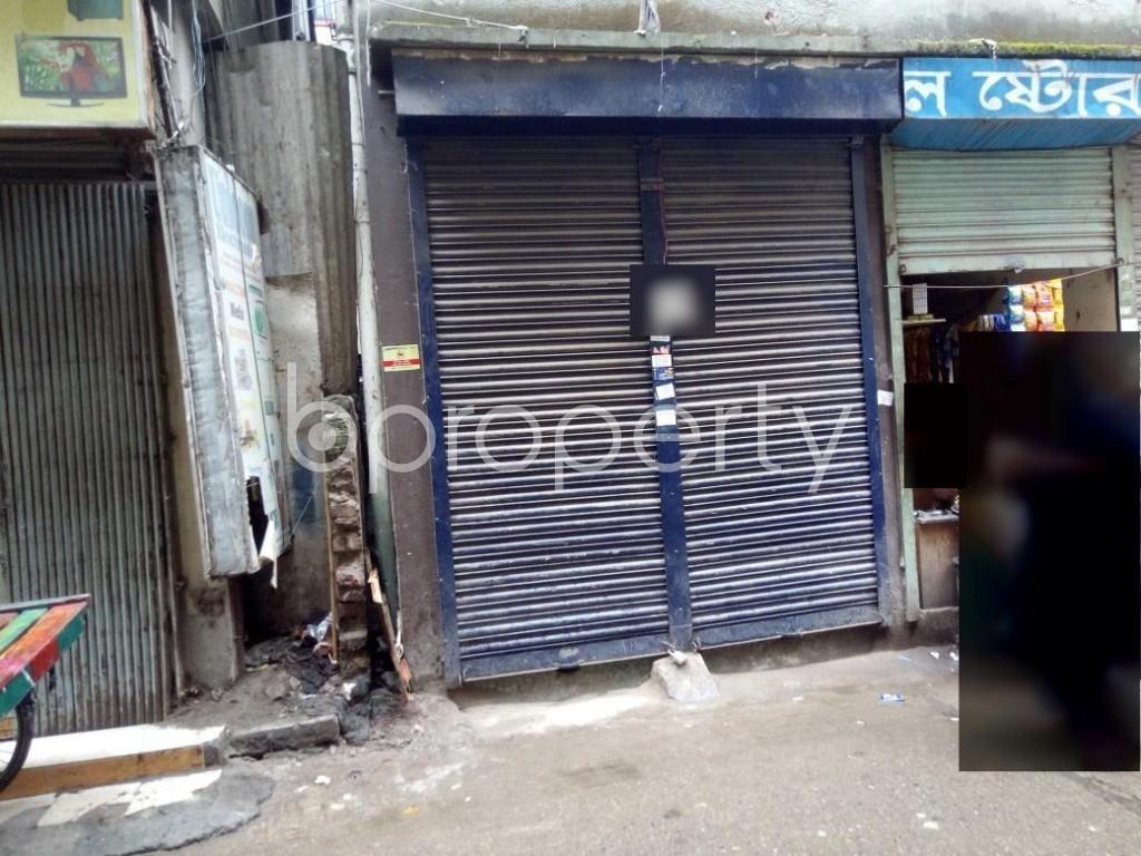 Front view - Shop to Rent in Badda, Dhaka - 1931016