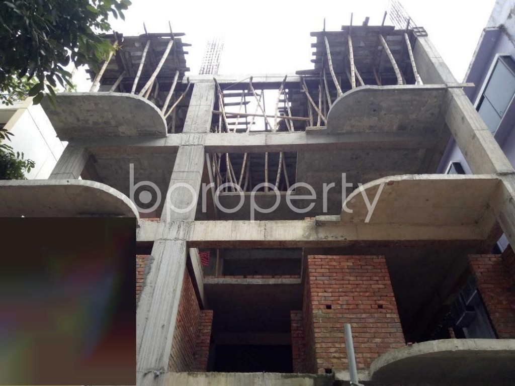 Front view - 3 Bed Apartment for Sale in Uttara, Dhaka - 1931037