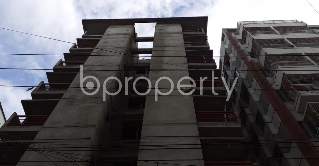 Outside view - 3 Bed Apartment for Sale in Adabor, Dhaka - 1931054