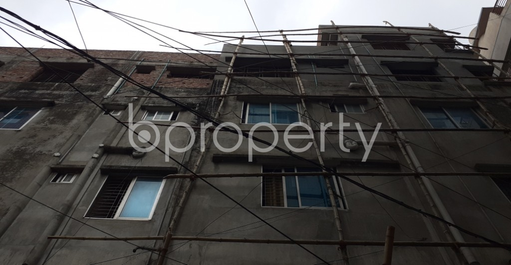 Front view - 2 Bed Apartment to Rent in Mohammadpur, Dhaka - 1931077