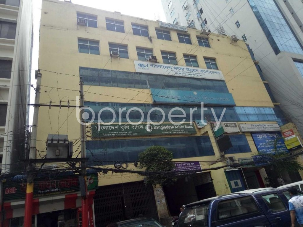 Front view - Office to Rent in Tejgaon, Dhaka - 1931088