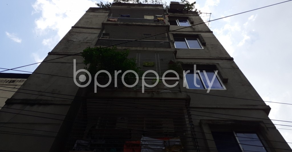 Front view - Office to Rent in Malibagh, Dhaka - 1931106