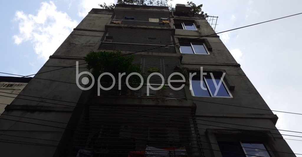 Front view - Office to Rent in Malibagh, Dhaka - 1931107
