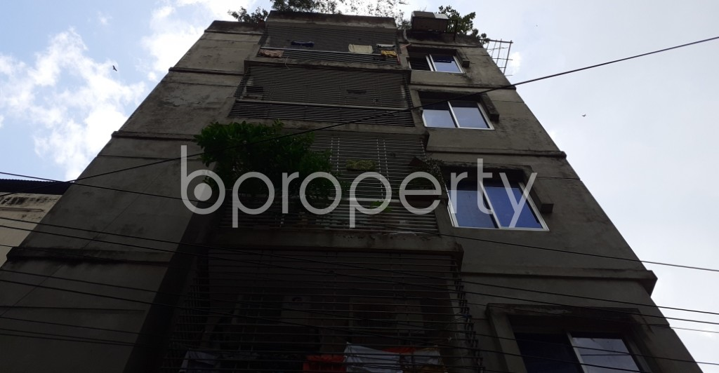 Front view - Office to Rent in Malibagh, Dhaka - 1931108