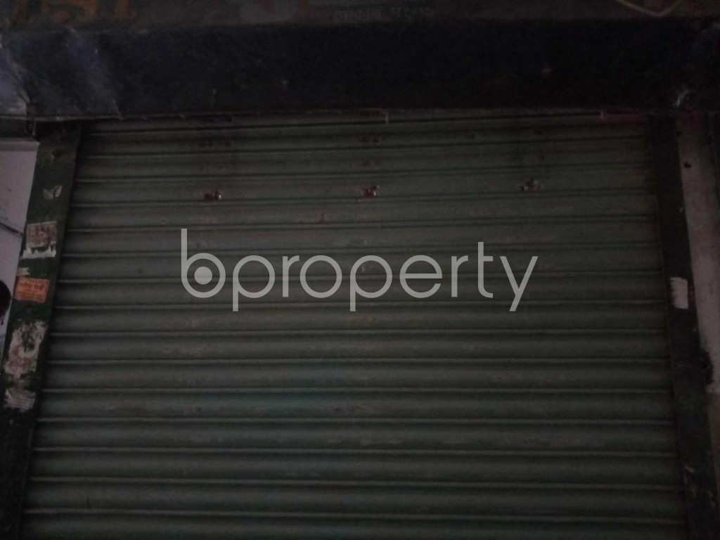 Front view - Shop to Rent in Nadda, Dhaka - 1931113