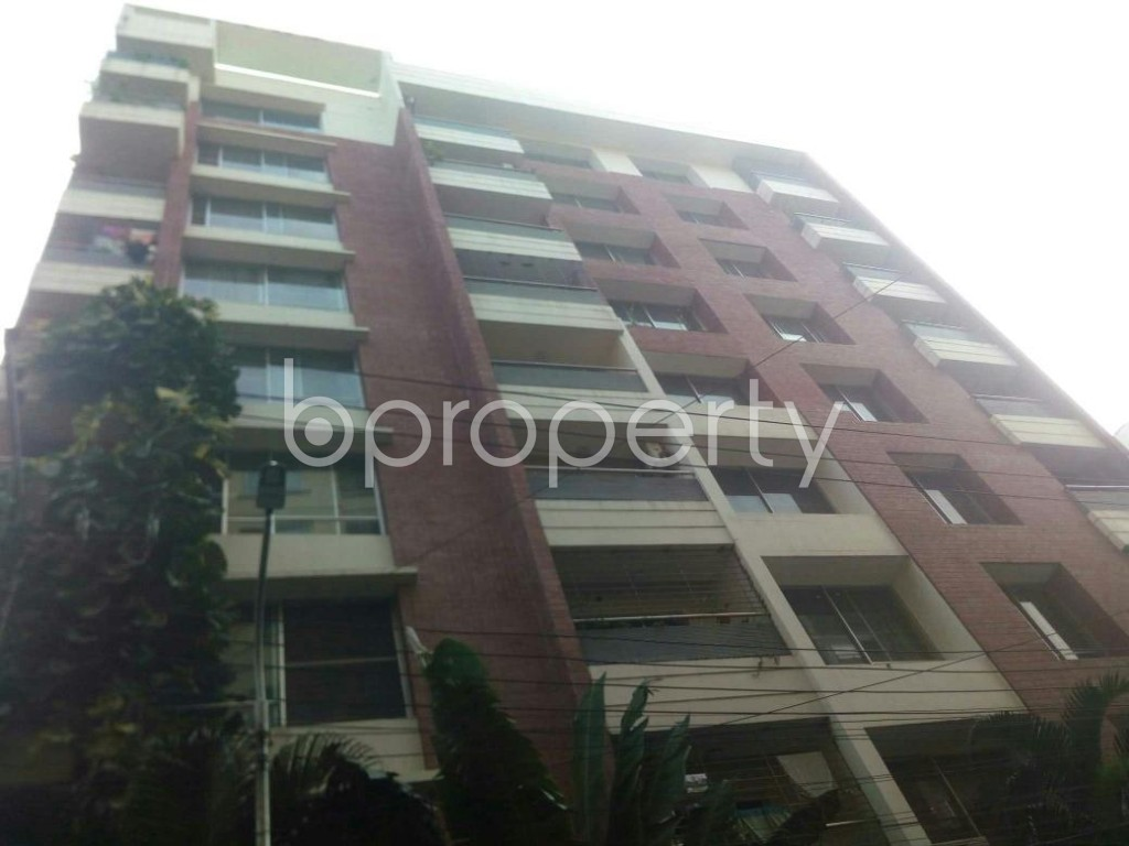 Front view - 3 Bed Apartment for Sale in Muradpur, Chattogram - 1931121