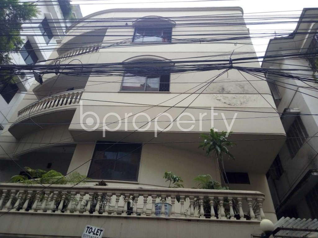 Front view - 2 Bed Apartment to Rent in Uttara, Dhaka - 1931125