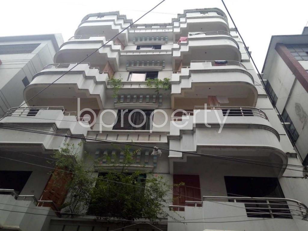Front view - 3 Bed Apartment to Rent in Uttara, Dhaka - 1931126