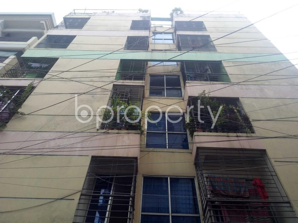 Front view - 2 Bed Apartment to Rent in Uttara, Dhaka - 1931127