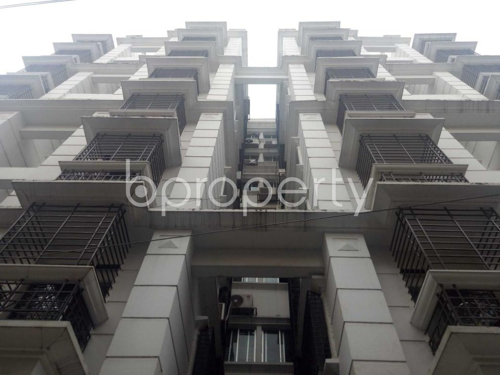 Front view - 3 Bed Apartment to Rent in Uttara, Dhaka - 1931128