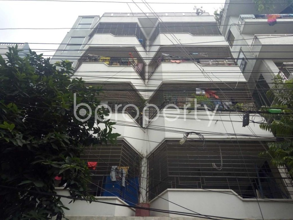 Front view - 3 Bed Apartment to Rent in Uttara, Dhaka - 1931129