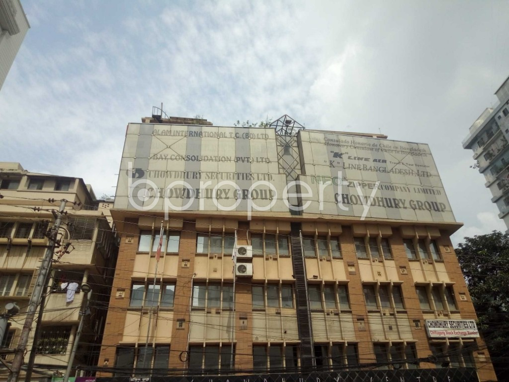 Outside view - Office to Rent in Eskaton, Dhaka - 1931131