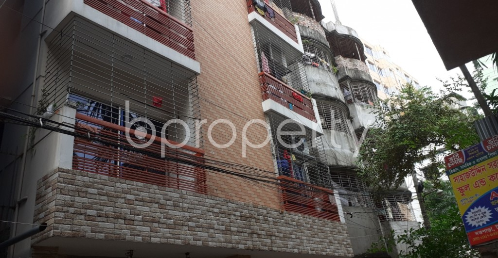 Outside view - 2 Bed Apartment to Rent in Tongi, Gazipur - 1931161