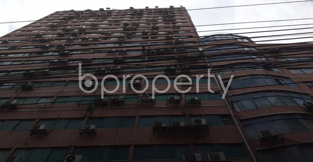 Front view - Office to Rent in Motijheel, Dhaka - 1931176