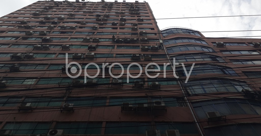 Front view - Office to Rent in Motijheel, Dhaka - 1931178