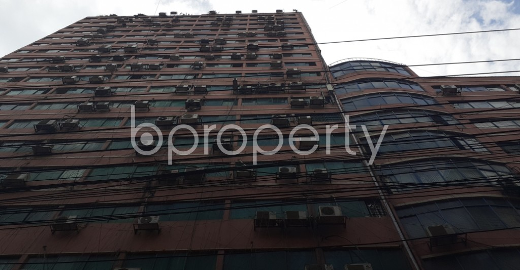 Front view - Office to Rent in Motijheel, Dhaka - 1931179