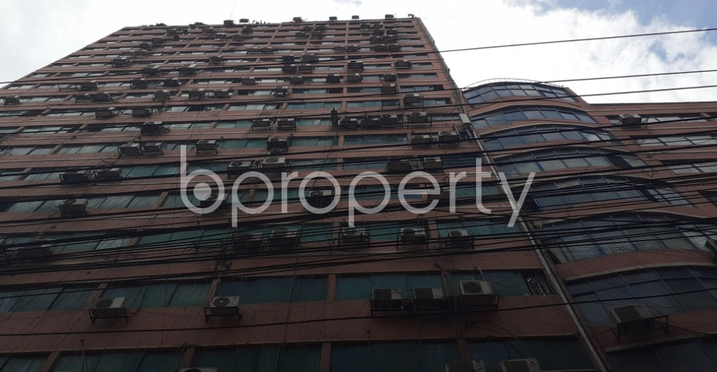 Front view - Office to Rent in Motijheel, Dhaka - 1931180