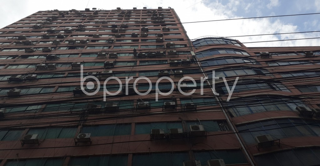 Front view - Office to Rent in Motijheel, Dhaka - 1931181