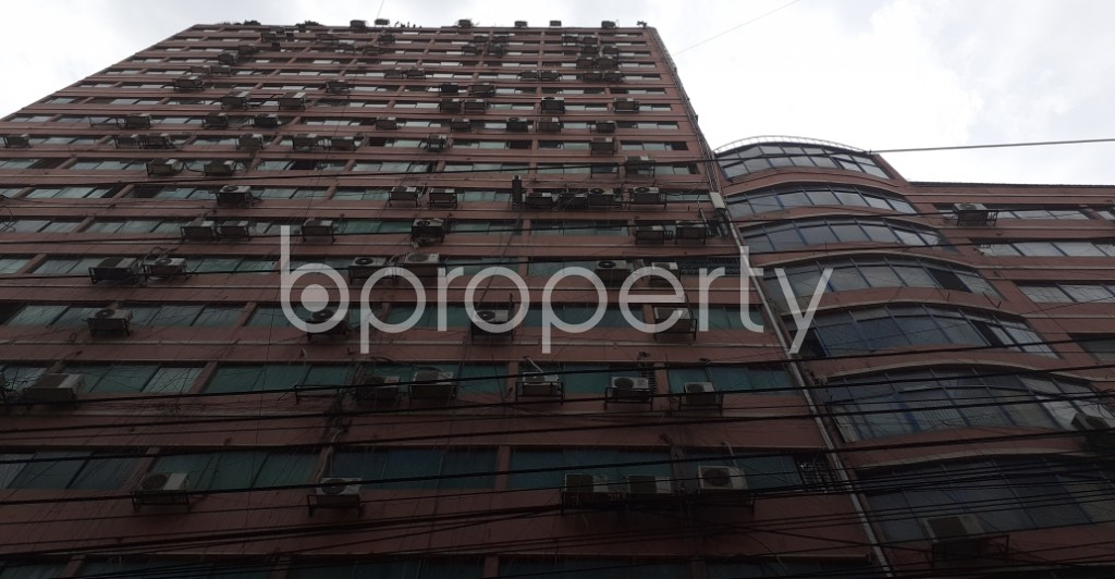 Front view - Shop to Rent in Motijheel, Dhaka - 1931188
