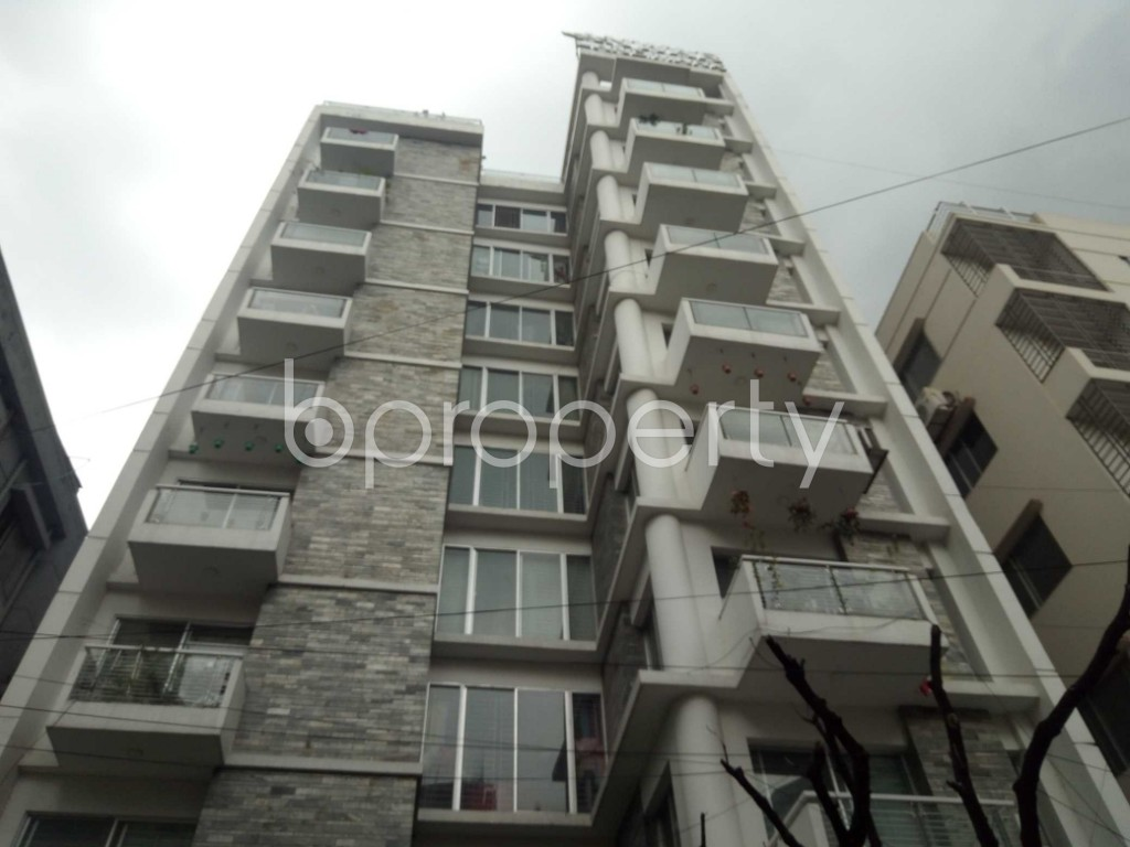 Front view - 4 Bed Apartment to Rent in Uttara, Dhaka - 1931205