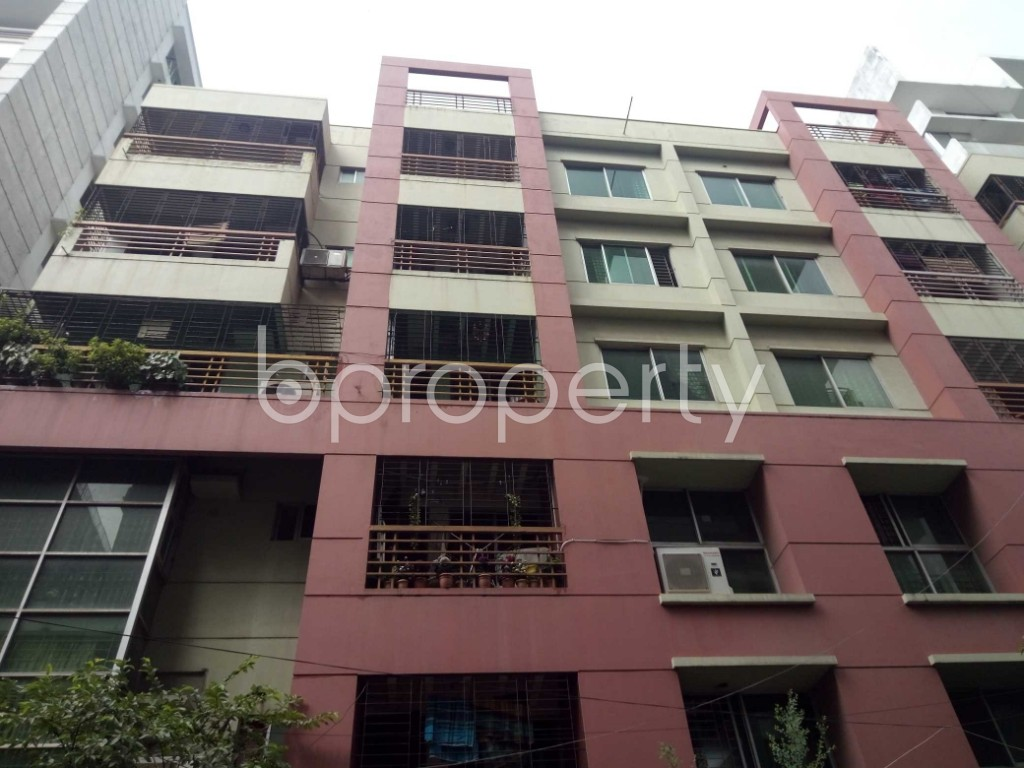 Front view - 3 Bed Apartment to Rent in Uttara, Dhaka - 1931206