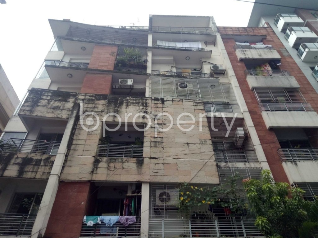 Front view - 3 Bed Apartment to Rent in Uttara, Dhaka - 1931207