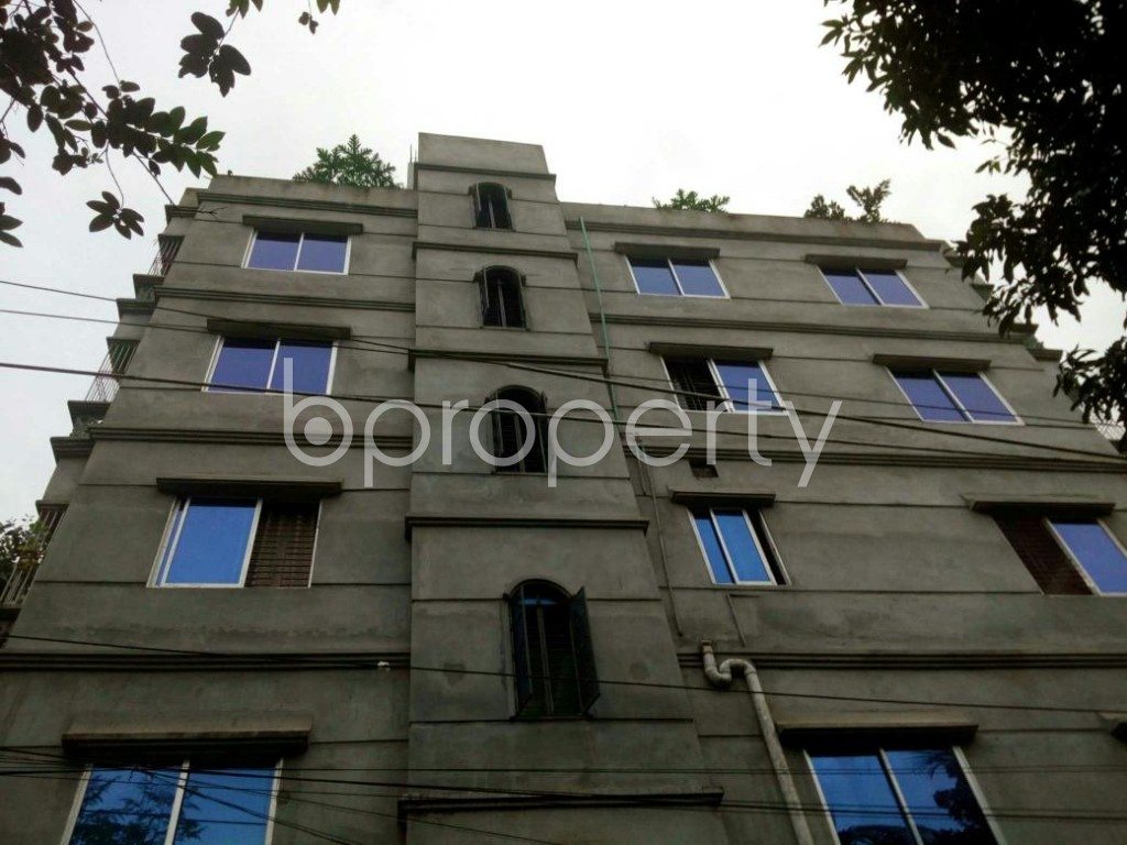 Front view - 2 Bed Apartment to Rent in Gazipur Sadar Upazila, Gazipur - 1931212