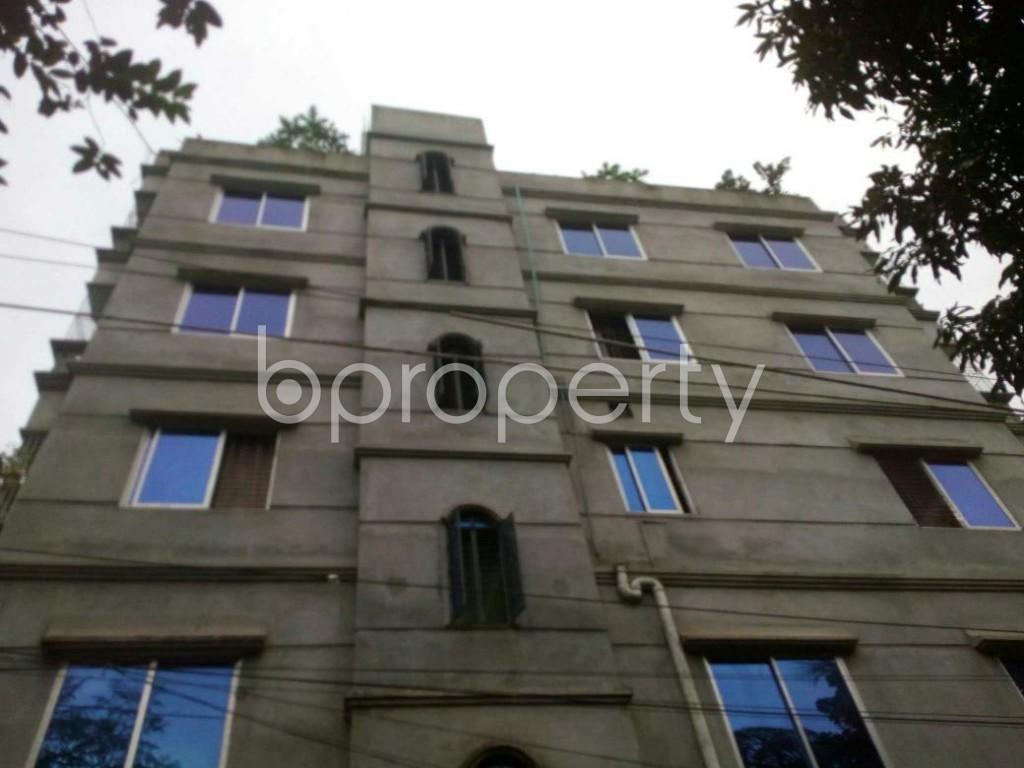 Front view - 2 Bed Apartment to Rent in Gazipur Sadar Upazila, Gazipur - 1931213