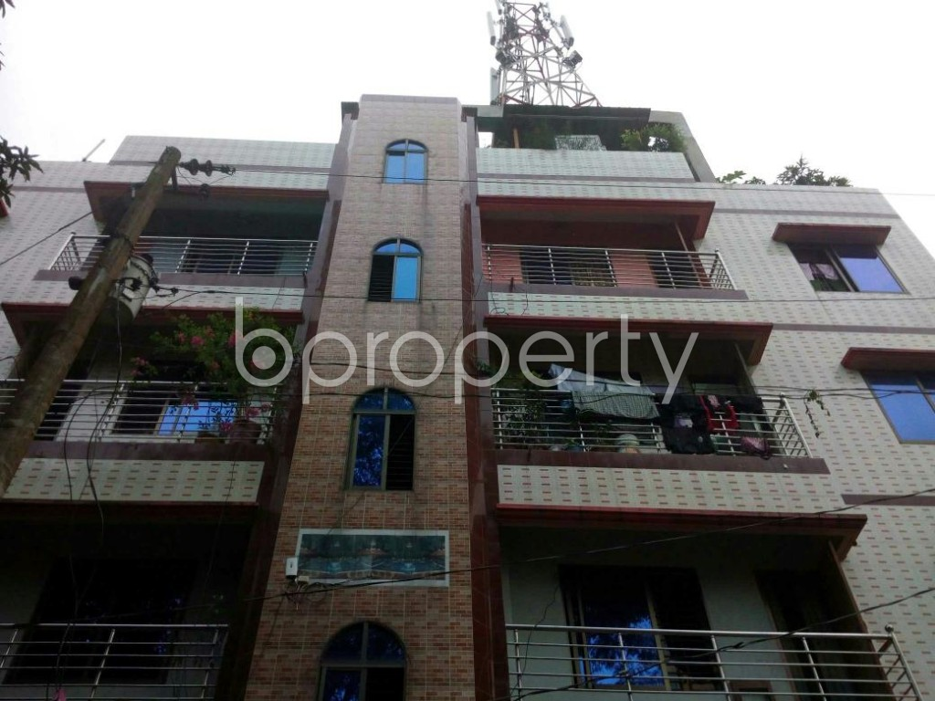 Front view - 3 Bed Apartment to Rent in Gazipur Sadar Upazila, Gazipur - 1931214