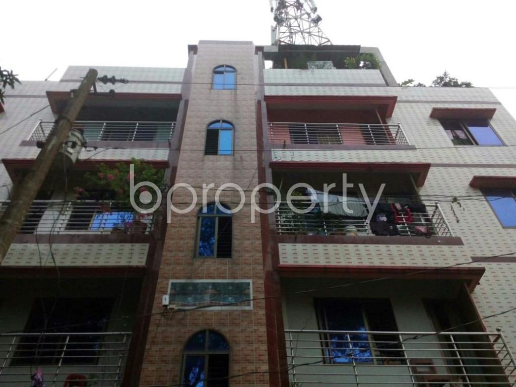 Front view - 2 Bed Apartment to Rent in Gazipur Sadar Upazila, Gazipur - 1931215