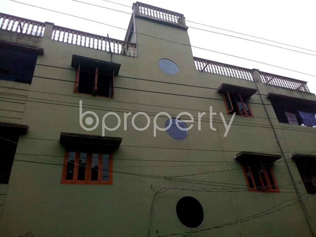 Front view - 2 Bed Apartment to Rent in Gazipur Sadar Upazila, Gazipur - 1931216