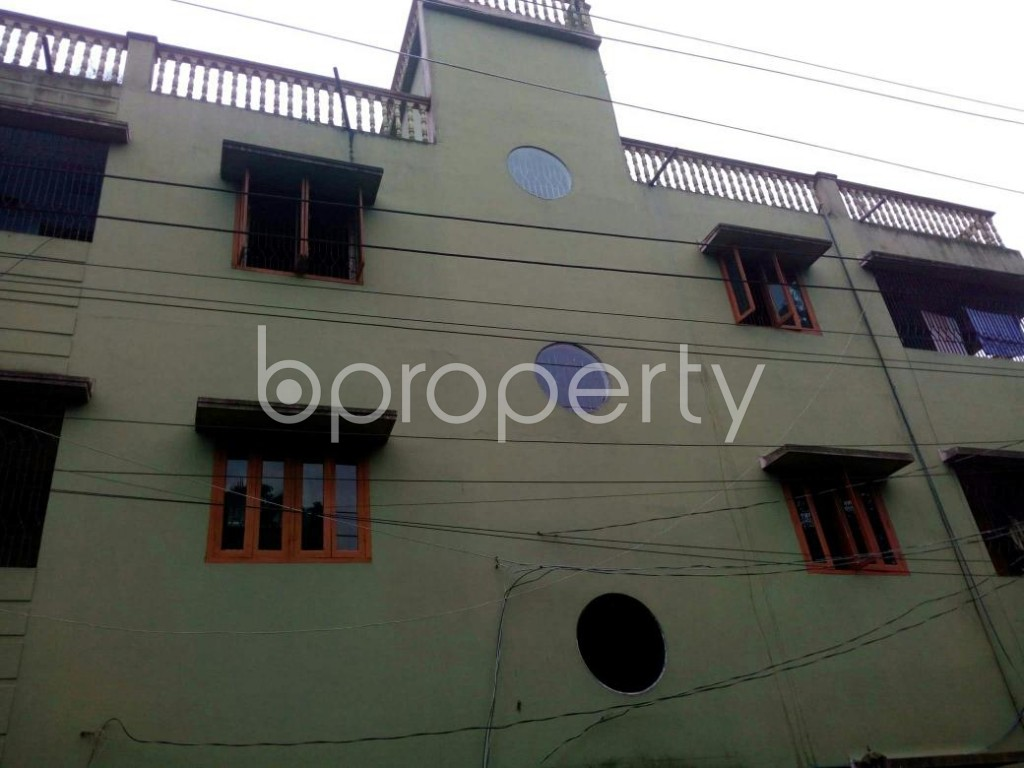 Front view - 2 Bed Apartment to Rent in Gazipur Sadar Upazila, Gazipur - 1931217