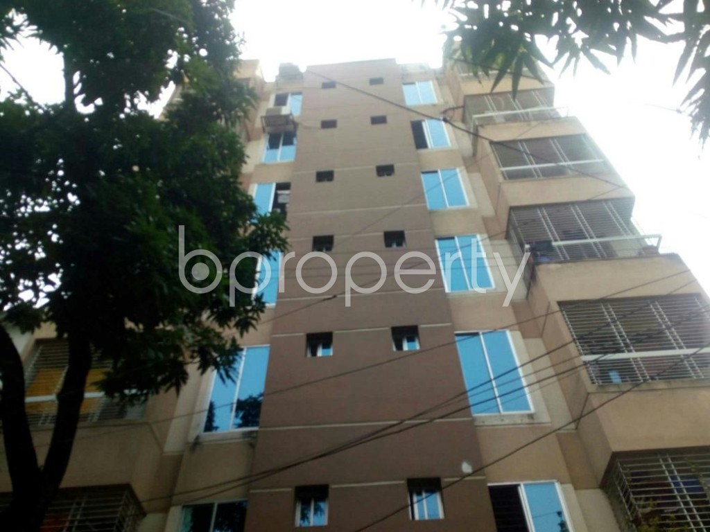 Front view - 3 Bed Apartment to Rent in Uttara, Dhaka - 1931240