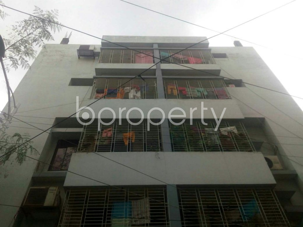 Front view - 2 Bed Apartment to Rent in Uttara, Dhaka - 1931241