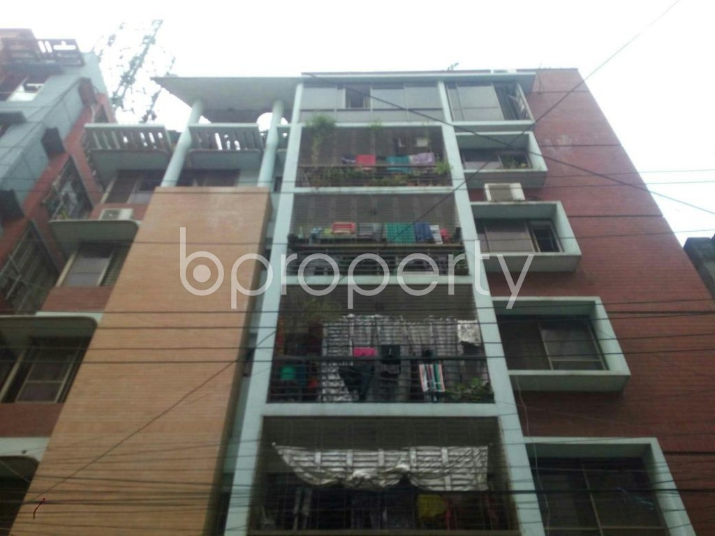 Front view - 3 Bed Apartment to Rent in Uttara, Dhaka - 1931243