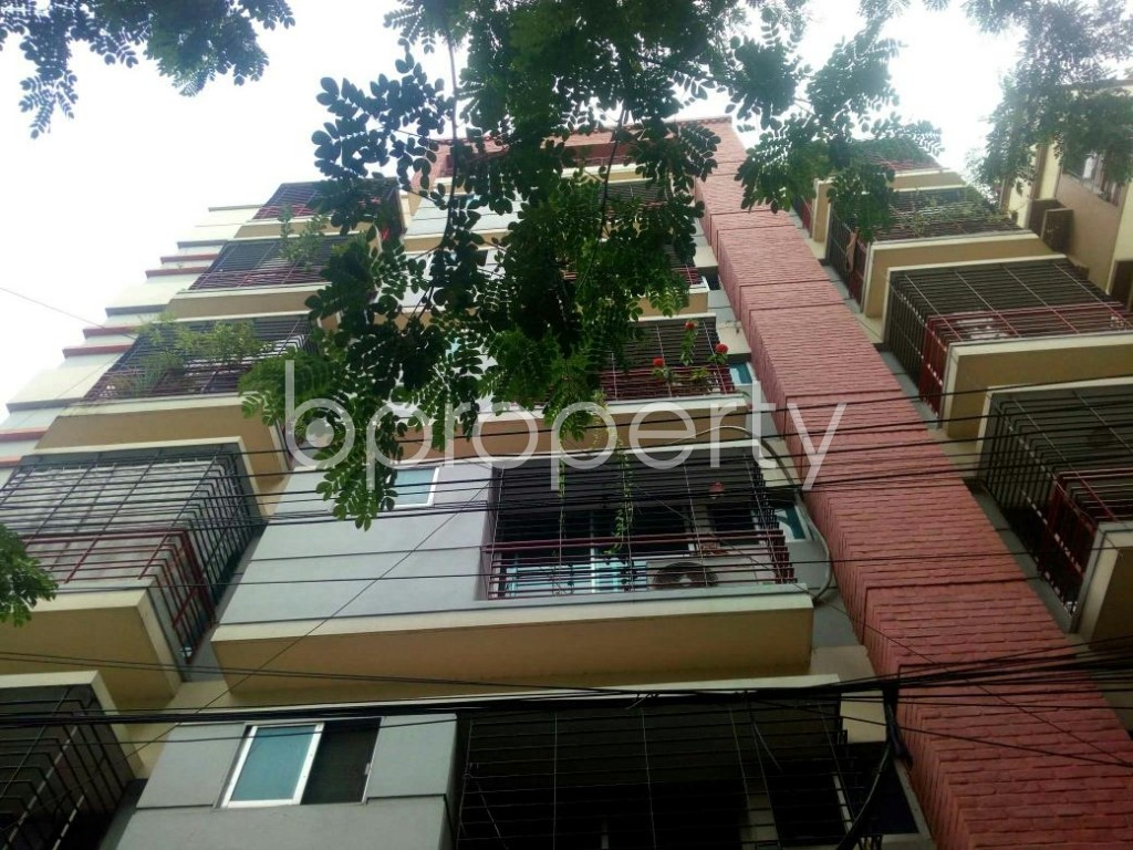 Front view - 3 Bed Apartment to Rent in Uttara, Dhaka - 1931244