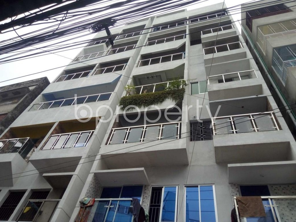 Front view - 3 Bed Apartment to Rent in Lalbagh, Dhaka - 1931304