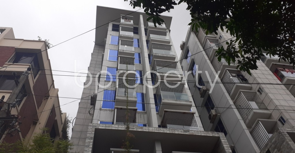 Outside view - 3 Bed Apartment to Rent in Lalmatia, Dhaka - 1931305