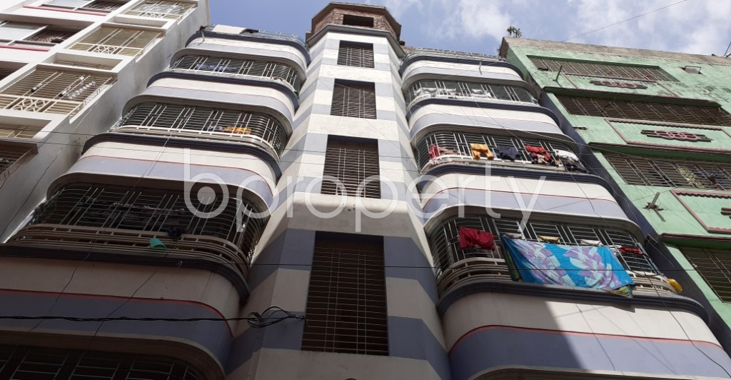 Front view - 2 Bed Apartment to Rent in Mirpur, Dhaka - 1931326