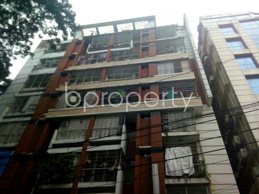 Front view - 3 Bed Apartment to Rent in 16 No. Chawk Bazaar Ward, Chattogram - 1931327