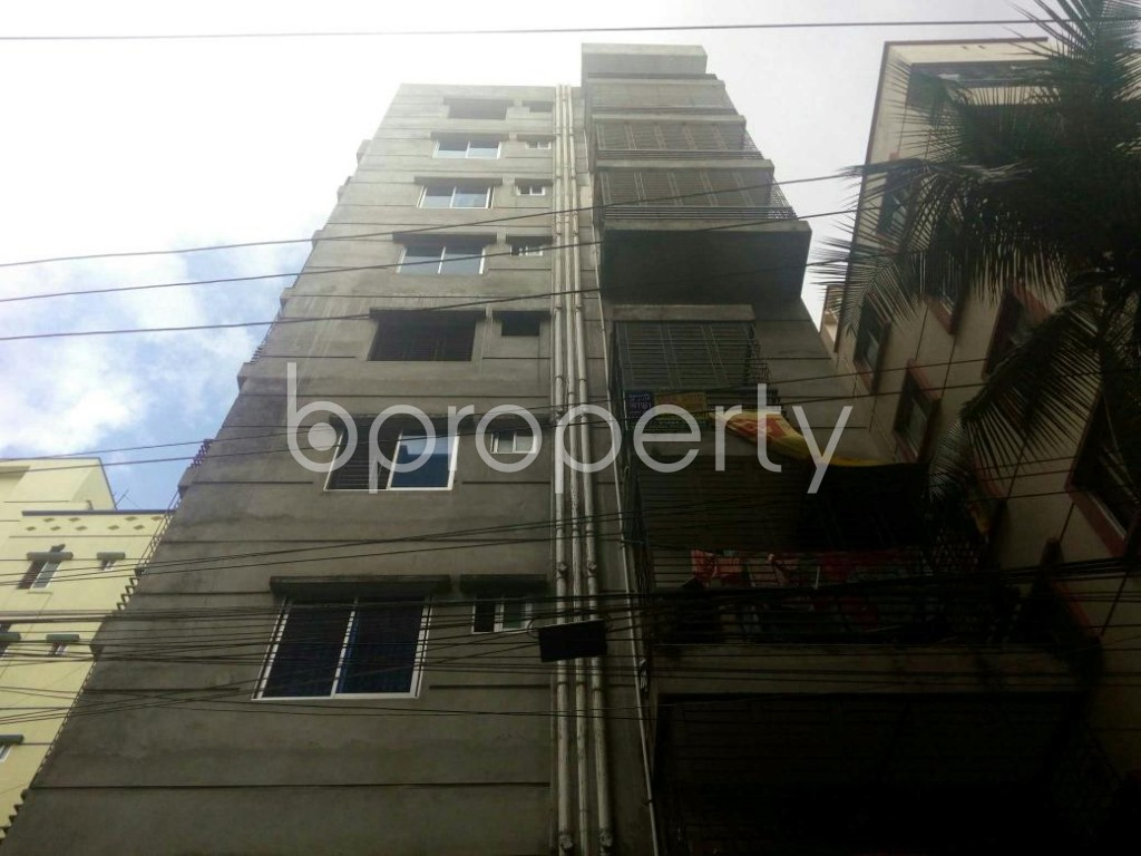 Front view - 3 Bed Apartment to Rent in Dakshin Khan, Dhaka - 1931341