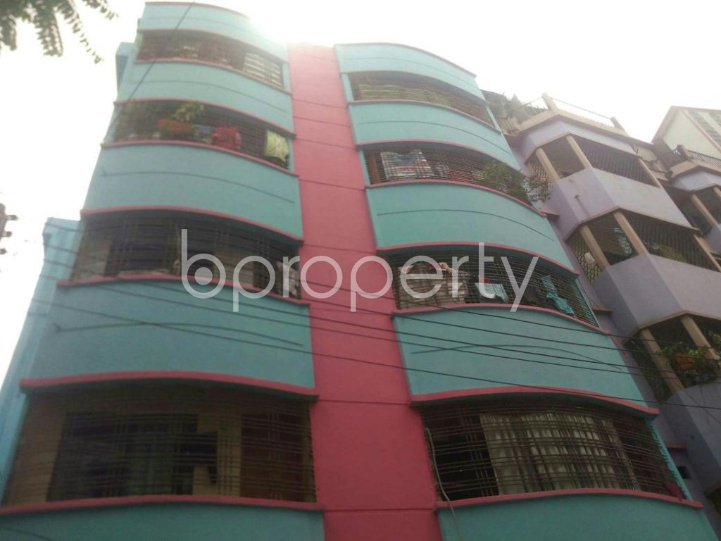 Front view - 2 Bed Apartment to Rent in 16 No. Chawk Bazaar Ward, Chattogram - 1931355