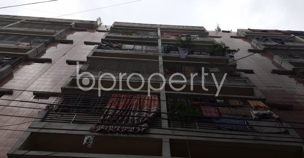 Front view - 2 Bed Apartment to Rent in Mirpur, Dhaka - 1931357