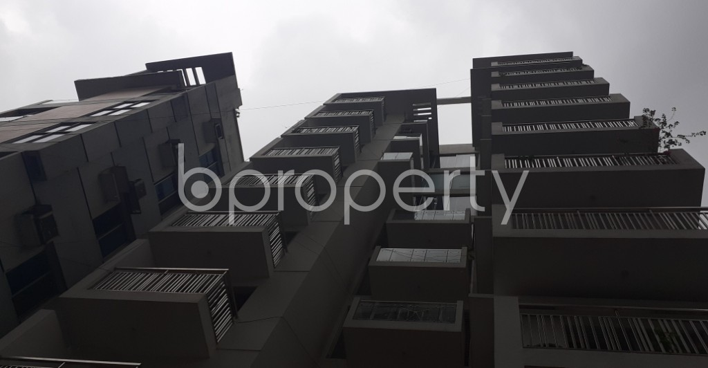 Outside view - 3 Bed Apartment to Rent in Lalmatia, Dhaka - 1931365
