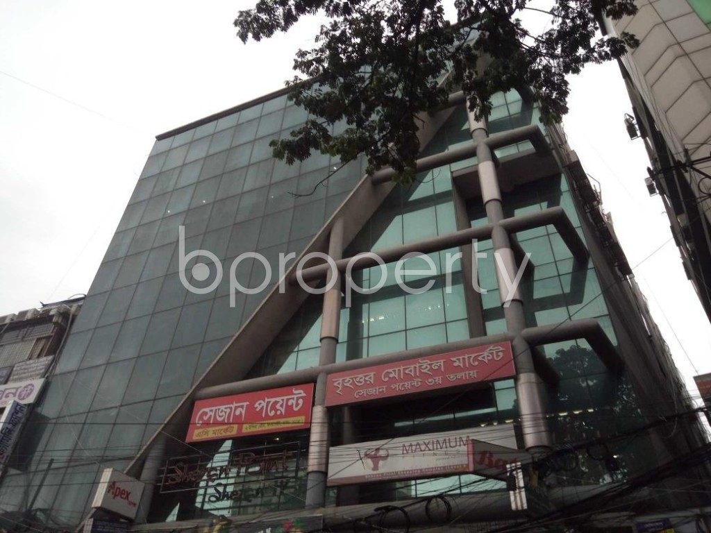 Front view - Office to Rent in Tejgaon, Dhaka - 1931371