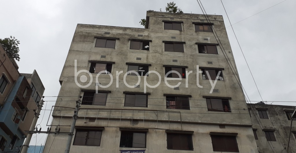 Front view - Office to Rent in Mirpur, Dhaka - 1931392