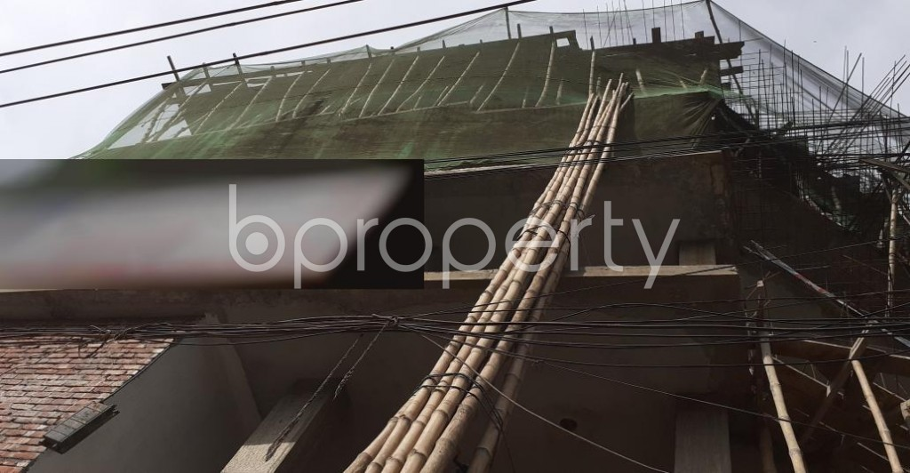 Outside view - Floor for Sale in Jatra Bari, Dhaka - 1931403