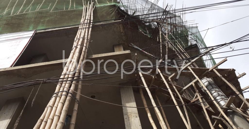 Outside view - Shop for Sale in Jatra Bari, Dhaka - 1931404